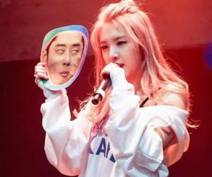 jiwoo, kard, and kpop image