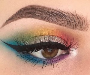 beautiful, colours, and cosmetics image
