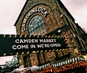 london and camden market image
