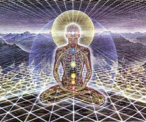 alex grey, art, and chakras image