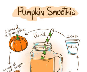 autumn, drink, and recipe image