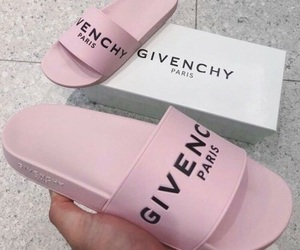 Givenchy, pink, and shoes image