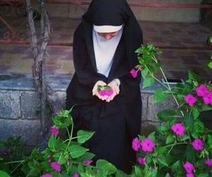 beautiful, girl, and hijab image