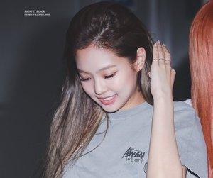lisa, black pink, and jennie image