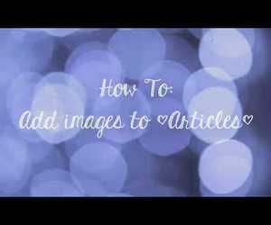 articles, how to, and images image