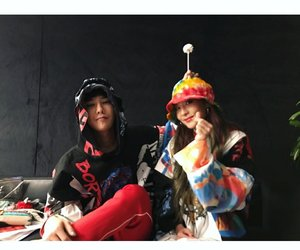 dara, gd, and friendship image