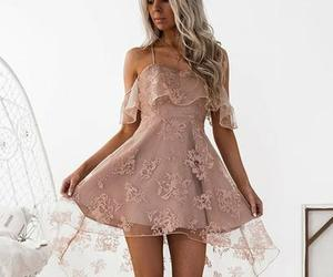 homecoming dress lace image