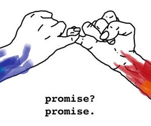 article, promise, and crush quote image