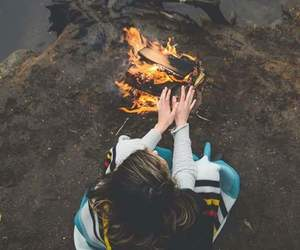 adventure and fire image