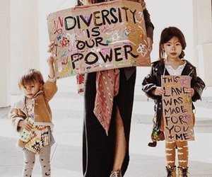 beautiful, equality, and power image