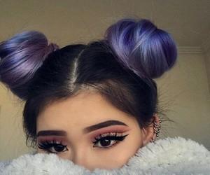 beautiful, make up, and tumblr image