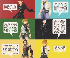 kingdom hearts, quotes, and sora image