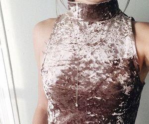 velvet, fashion, and style image