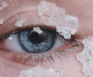 aesthetic, alternative, and eye image