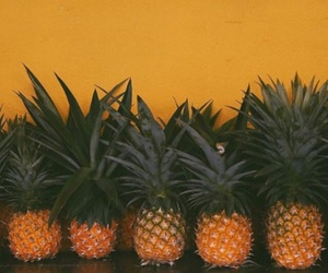 fruit, yellow, and aesthetic image