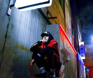 zico, woo jiho, and aesthetic image