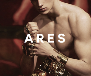 ares, war, and man image