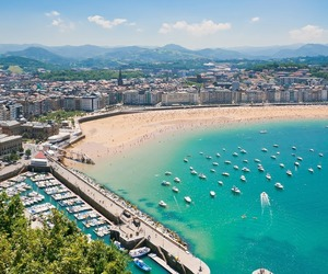 capital of culture and discover san sebastian image