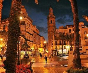 cities and spain image