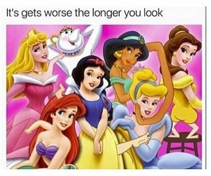 funny, disney, and lol image