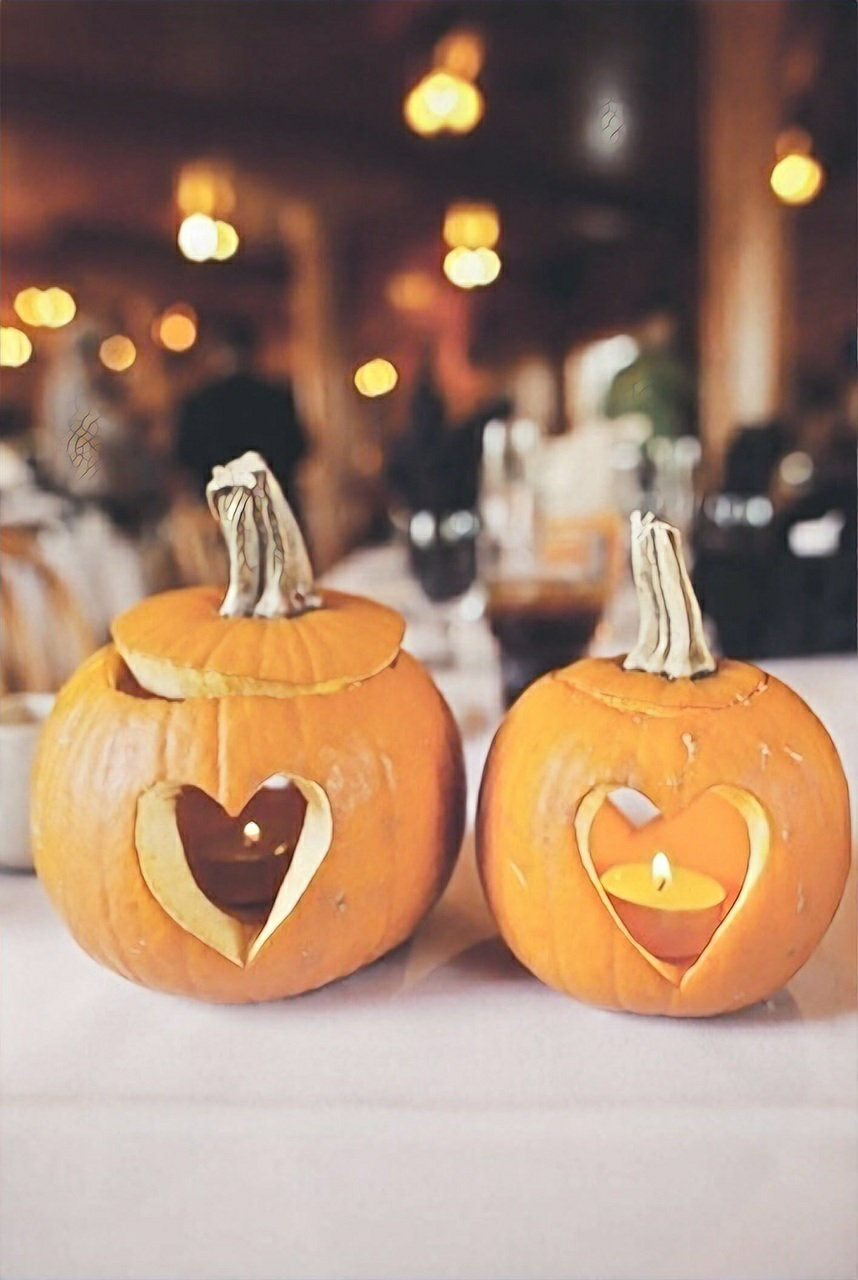 autumn, pumpkin, and Halloween image