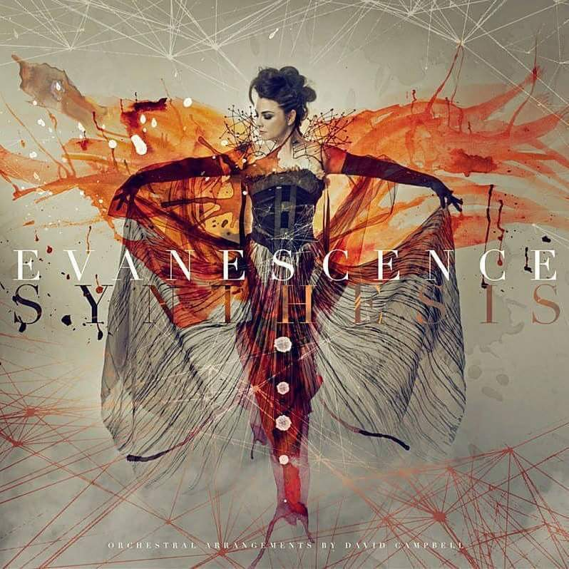 amy lee, evanescence, and musica image