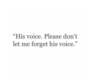 quotes, love, and voice image