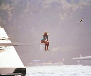 diana, princess diana, and yacht image