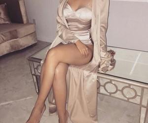 bitch, dress, and fashion image