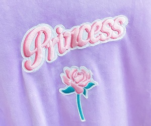 aesthetic, pink, and princess image