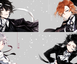 anime, anime boy, and bungou stray dogs image
