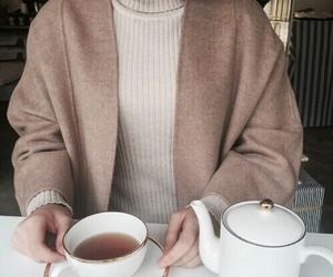fashion, tea, and style image