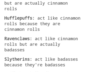 aesthetic, cinnamon roll, and gryffindor image