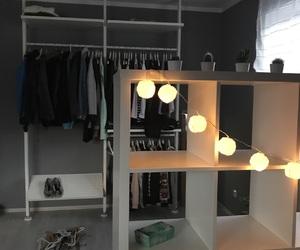fashion, home, and grey image