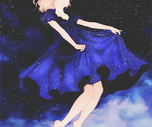 anime, stars, and manga image