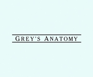 grey's anatomy, blue pastel, and hearders image