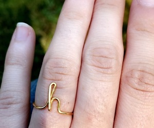 h and ring image