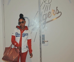 bape, dodgers, and fly image