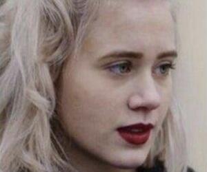 aesthetic, blonde, and random image