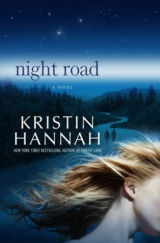 book, cover, and night road image