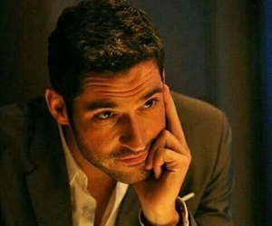 lucifer, tom ellis, and Hot image