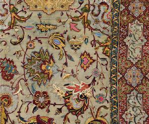 art, carpet, and pattern image