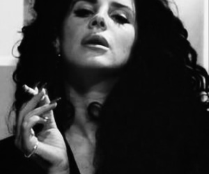lana del rey, cigarette, and ride image