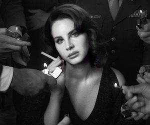lana del rey, cigarette, and lana image