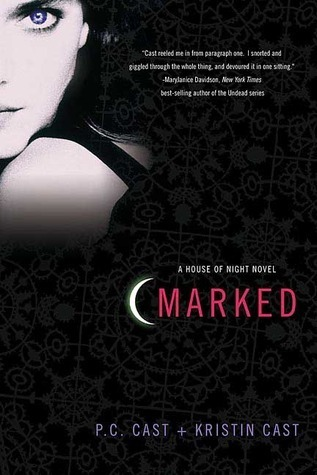 book, marked, and house of night image