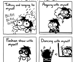 comic, sarah andersen, and funny image
