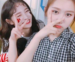 kpop, sungyeon, and kyulkyung image