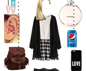 alternative, outfits, and Polyvore image