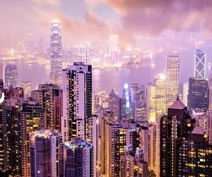 hong kong, L, and lovely image