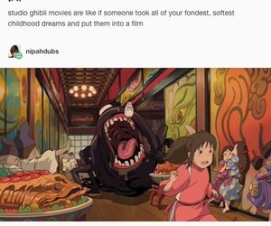 awesome, funny, and ghibli image
